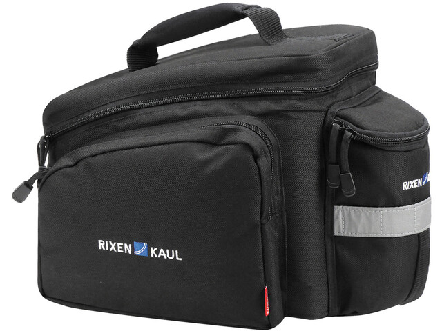 KlickFix Rackpack 2 Luggage Carrier Bag for Racktime black